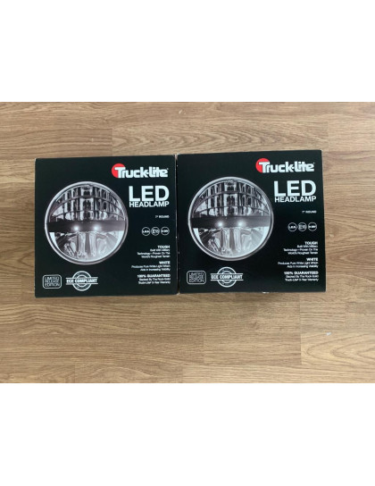 Faróis Truck-Lite LED 7...